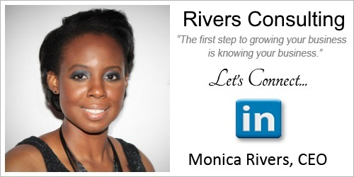 Monica Rivers, Rivers Consulting, Contact us